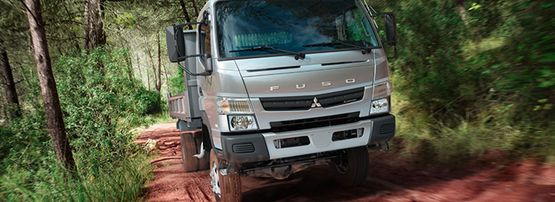 Authorized Dealer Barrie | Mitsubishi Fuso | B & I's Complete Truck